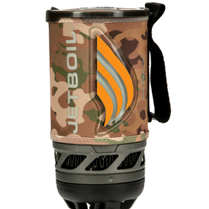 Hornillo Flash Camo de Jetboil